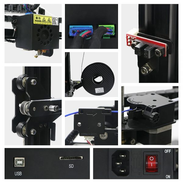 Impresora 3DImpresora 3D
