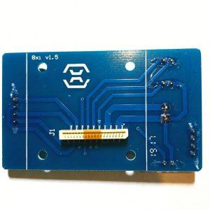 PLACA PCB EXTRUSOR X1