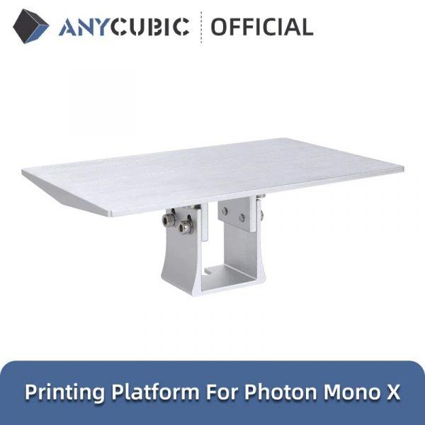 Plataforma de impresión photon mono x
